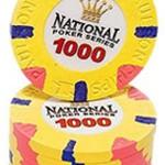 Paulson National Poker Series 1000