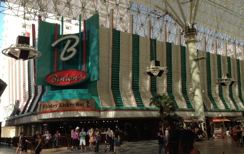 Binion`s Casino