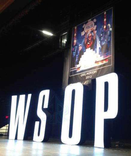 WSOP 2013